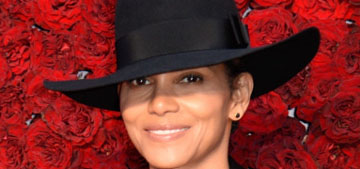Halle Berry had to shave her 12-year-old daughter's hair it got so matted