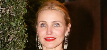 Cameron Diaz & Benji Madden have opposite sleep schedules to care for their baby