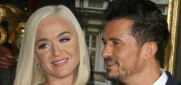 Are Katy Perry & Orlando Bloom quietly learning that they can't stand each other?