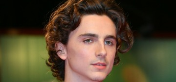 Timothee Chalamet & Lily-Rose Depp are reportedly done, he's telling people he's single