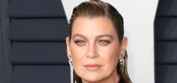Ellen Pompeo gave a half-assed apology for her awful 2018 Harvey Weinstein comments
