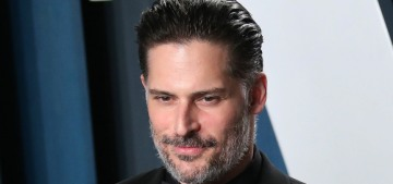 Joe Manganiello is going beard-free for the lockdown: is it better or worse?