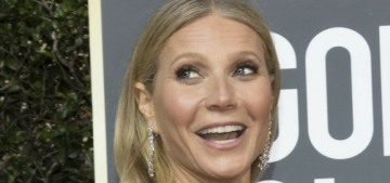 Gwyneth Paltrow, 'tomboy' & Goop makeup shill: 'I always love not wearing makeup'