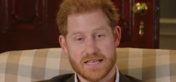Prince Harry did an introduction to an episode of 'Thomas the Tank Engine'