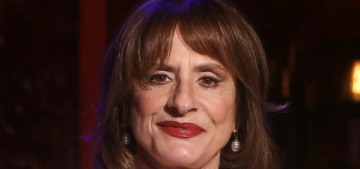Patti LuPone will 'never watch Cats,' thinks Barbra Streisand is too old for 'Gypsy'