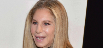 A reminder that Barbra Streisand has a mall in her basement with a doll shop & sweet shop