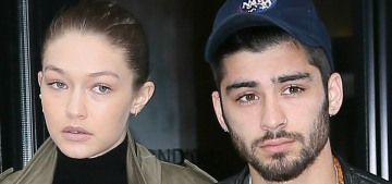 Gigi Hadid & Zayn Malik are expecting their first child, she's '20 weeks along'