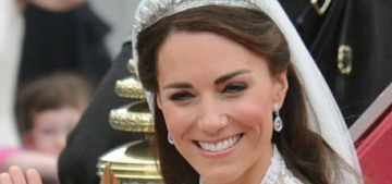 The Duchess of Cambridge has 'matured enchantingly' on her ninth anniversary