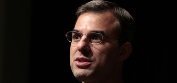 """""""Rep. Justin Amash might launch a Libertarian bid for president"""" links"""