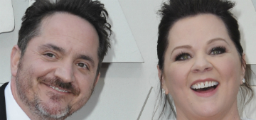 Melissa McCarthy's husband Ben Falcone is a day-drinking hypochondriac, feels vindicated