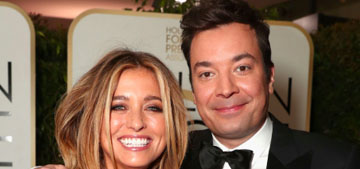 Jimmy Fallon's wife Nancy Juvonen on struggling to conceive: I cried 14 times a day