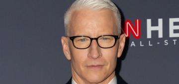 Anderson Cooper welcomes son Wyatt Morgan Cooper via surrogacy