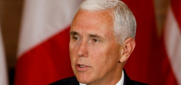 Mike Pence's office told journalists that they would need masks for the Mayo Clinic