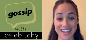 'Gossip With Celebitchy' podcast #50: Did Meghan look pregnant on video?