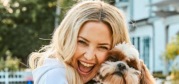 Kate Hudson isn't eating with her family now: 'I can't hear anybody chew anymore'