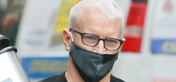 Anderson Cooper 'reconciled' with his ex-boyfriend Benjamin Maisani last year