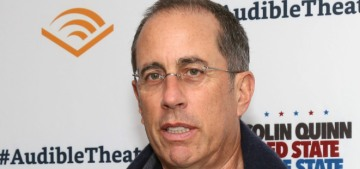 Jerry Seinfeld on post-pandemic comedy: 'People are going to go back'