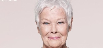 Judi Dench on not being able to drive: 'It's terrible to be so dependent on people'