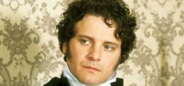 Colin Firth complains about being typecast from Mr. Darcy's wet-shirt scene