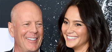 Bruce Willis & Emma Heming reunited after two months, Demi was there too