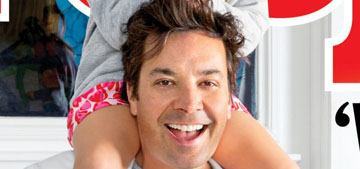 Jimmy Fallon on his at-home show: 'My wife is the brains behind this whole thing'