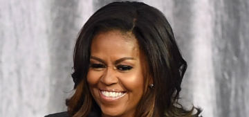 Michelle Obama made sure her girls made their own beds & knew how to do laundry