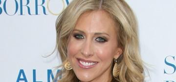 Emily 'Karen' Giffin offered a faux-apology for her vitriol against Duchess Meghan