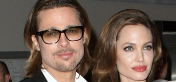 Angelina Jolie & Brad Pitt 'are better than they have been, they're more cordial'