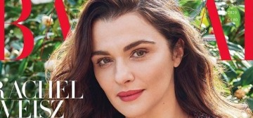 Rachel Weisz thinks we need to 'speak' to deplorables & white supremacists