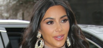 Kim Kardashian & Kanye have been 'at each other's throats' during lockdown