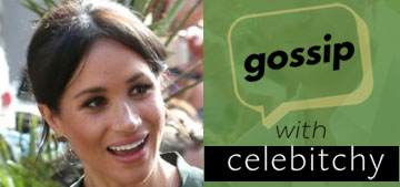 'Gossip With Celebitchy' podcast #51: Is 'Finding Freedom' a melodramatic book title?