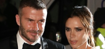 Victoria Beckham bought a $20 million Miami condo while taking a govt handout