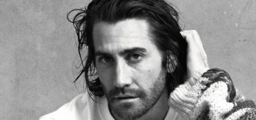 Jake Gyllenhaal talks about the importance of male vulnerability & male friendships