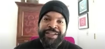 Ice Cube studied architectural drafting as NWA was touring, wanted 'something to fall back on'