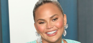 Chrissy Teigen made her Twitter private after her problematic old tweets resurfaced
