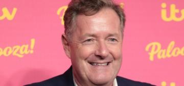Piers Morgan admits that he's 'taken things a bit too far' with Duchess Meghan