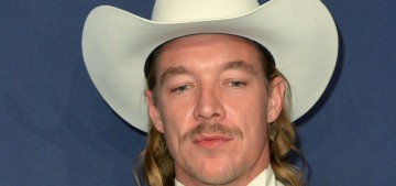 Diplo fathered a son, Pace, with beauty queen Jevon King & we only found out now