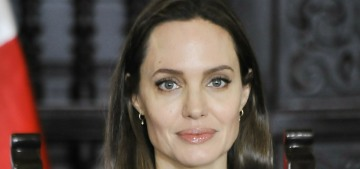 Angelina Jolie writes about her late mother, loss, grief & the strength of moms