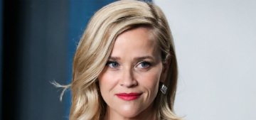 Reese Witherspoon sometimes lies on the floor or sits in her car and cries