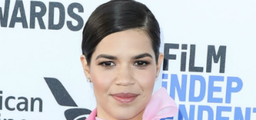 America Ferrera and husband Ryan Piers William welcome daughter Lucia
