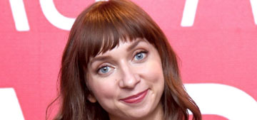 Lauren Lapkus cheats during Zoom workouts when she's not in the frame