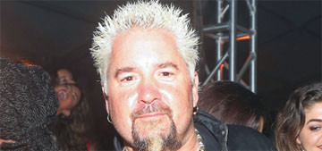 Guy Fieri has raised over $22 million for restaurant workers, remains unproblematic