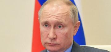 Vladimir Putin's spokesperson has coronavirus, as Russian infection rates spike