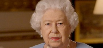 Queen Elizabeth doesn't want to 'reign from a screen,' she's keen to work