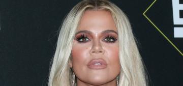 Khloe Kardashian laments the 'nasty things' people said about those pregnancy rumors