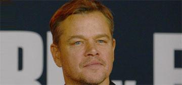 Matt Damon on spending lockdown in Dalkey, Ireland: 'It feels like a fairy tale here'