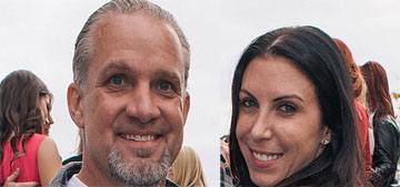 Jesse James and his wife split in mid-March, remember his Sandra Bullock scandal?