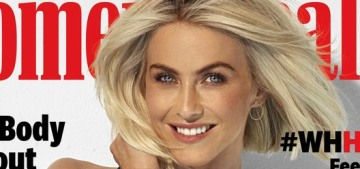 Julianne Hough: 'I'm a deep-ass person. There is no right or wrong in my viewpoint'