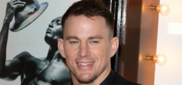 Channing Tatum had a party with his buddies in late April, Jenna had him get tested