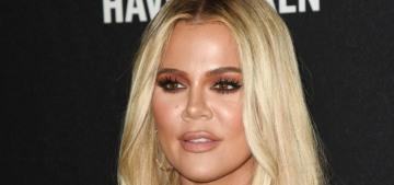 Khloe Kardashian & Tristan Thompson slap a cease & desist on an alleged side chick